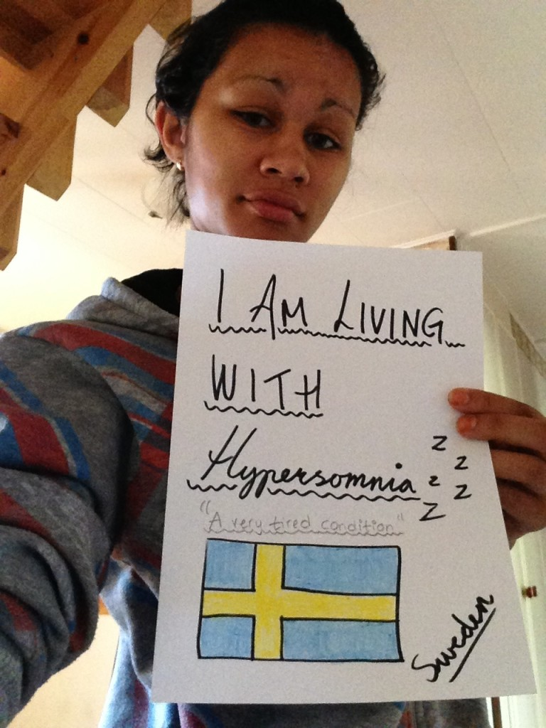 Living With Hypersomnia in Sweden