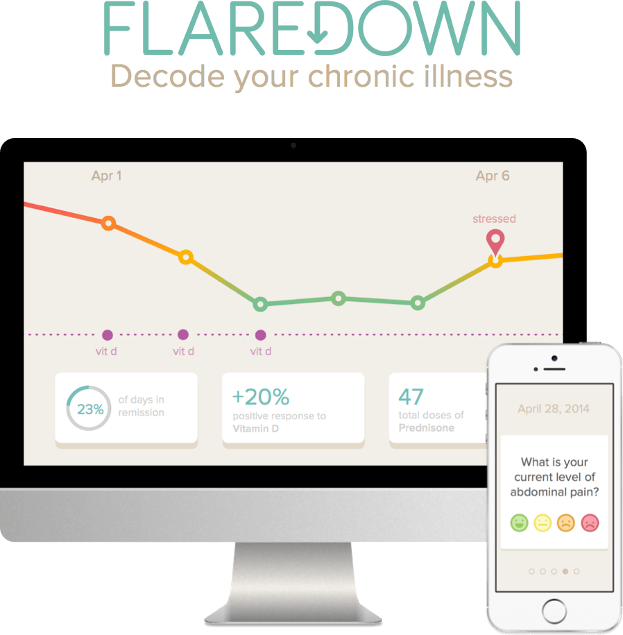 Flaredown - decode your chronic illness